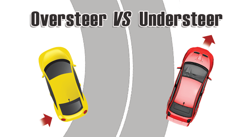 oversteer vs understeer the differences car from japan. Black Bedroom Furniture Sets. Home Design Ideas