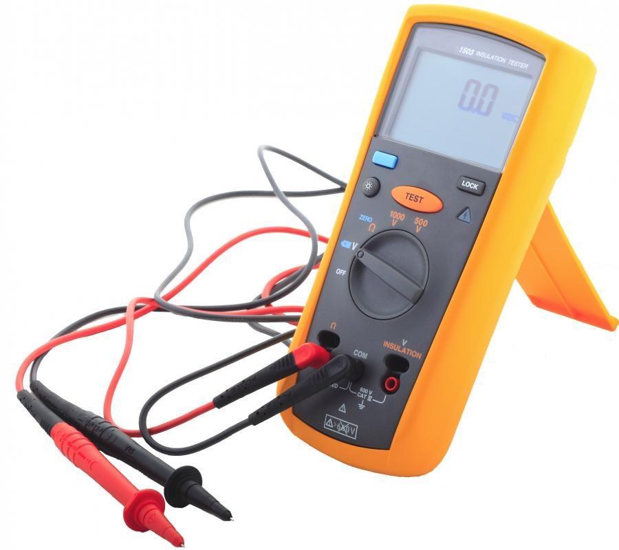 Voltmeter Battery Test