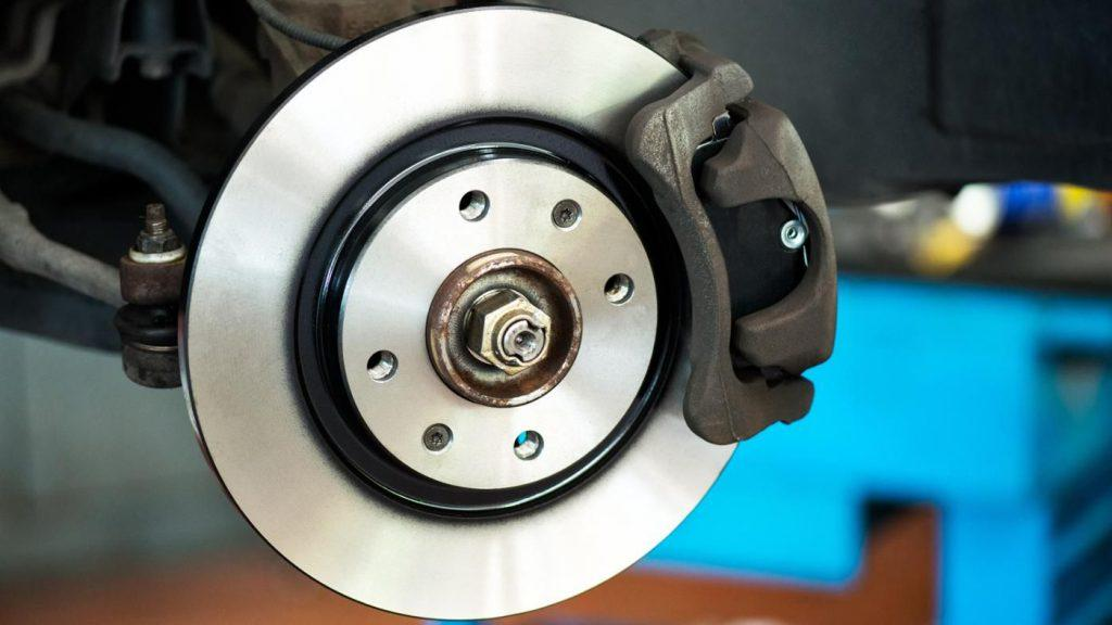 Learn about causes of brake pedal vibration