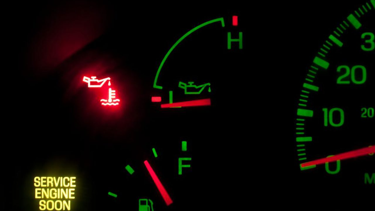 The Reasons for Oil Pressure Light On After Oil Change | CAR
