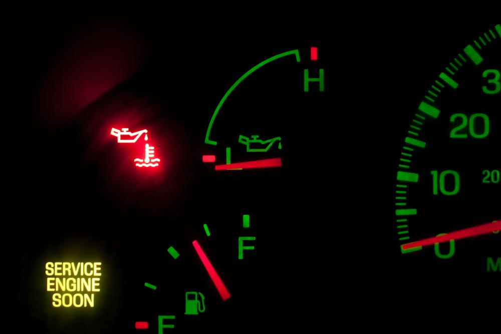 The Reasons For Oil Pressure Light On After Oil Change