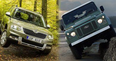 all wheel drive vs 4 wheel drive