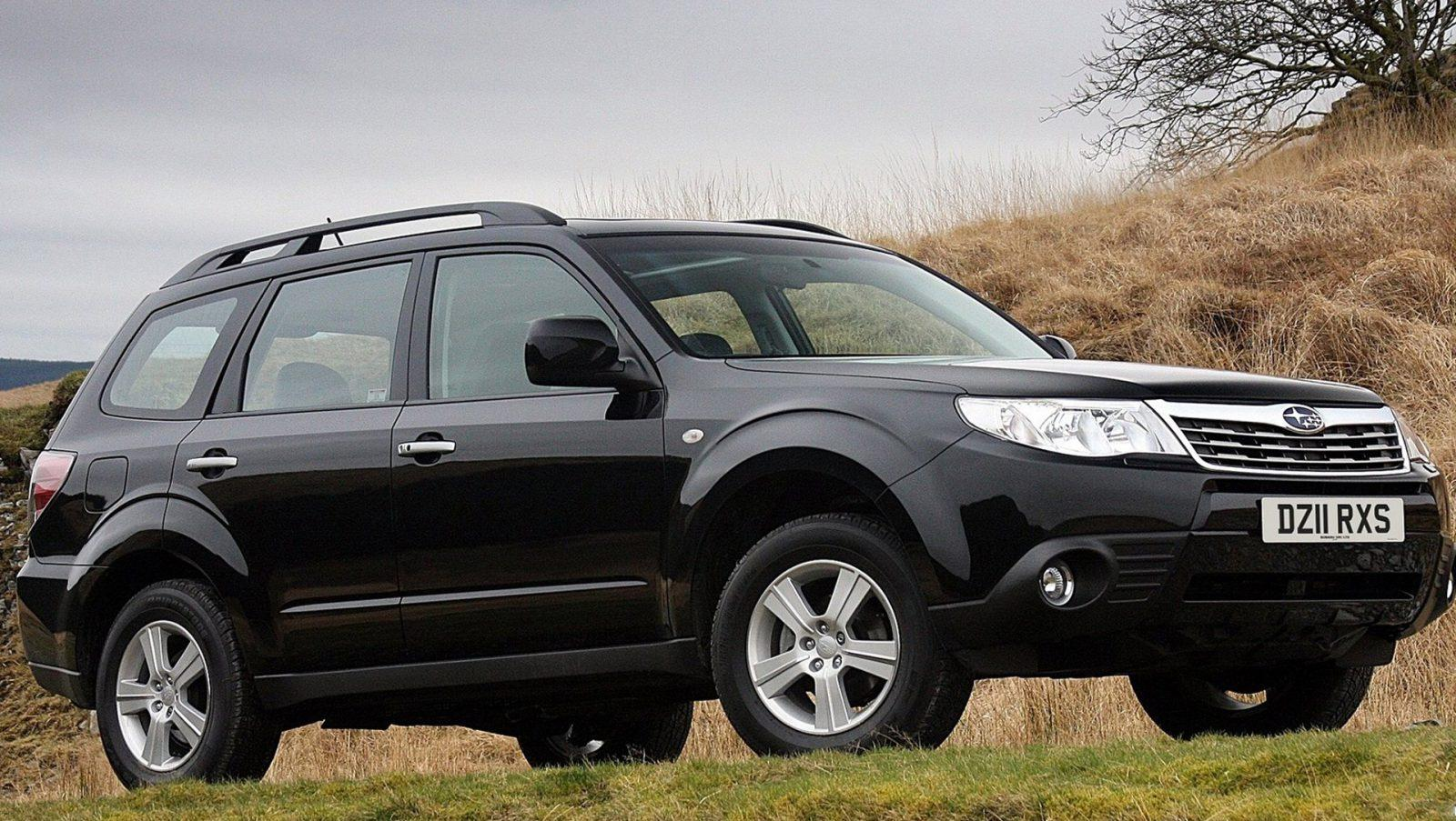 Subaru forester 2008 review a compatible car for every for Subaru forester paint job cost