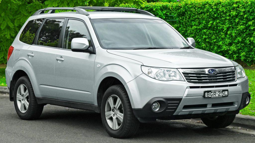 Know Subaru Forester 2008 review