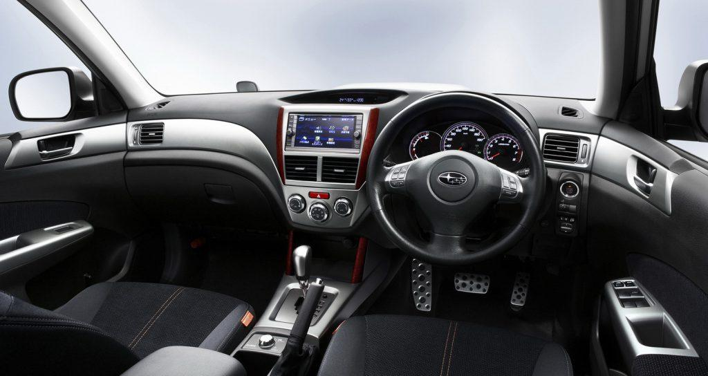 Read useful Subaru Forester 2008 review