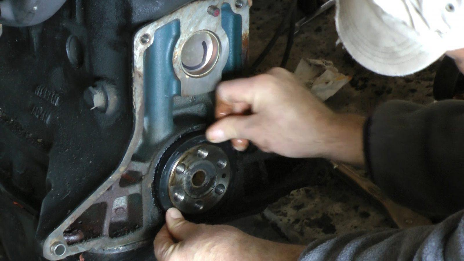 Primary Reason For Rear Main Seal Leak Car From Japan