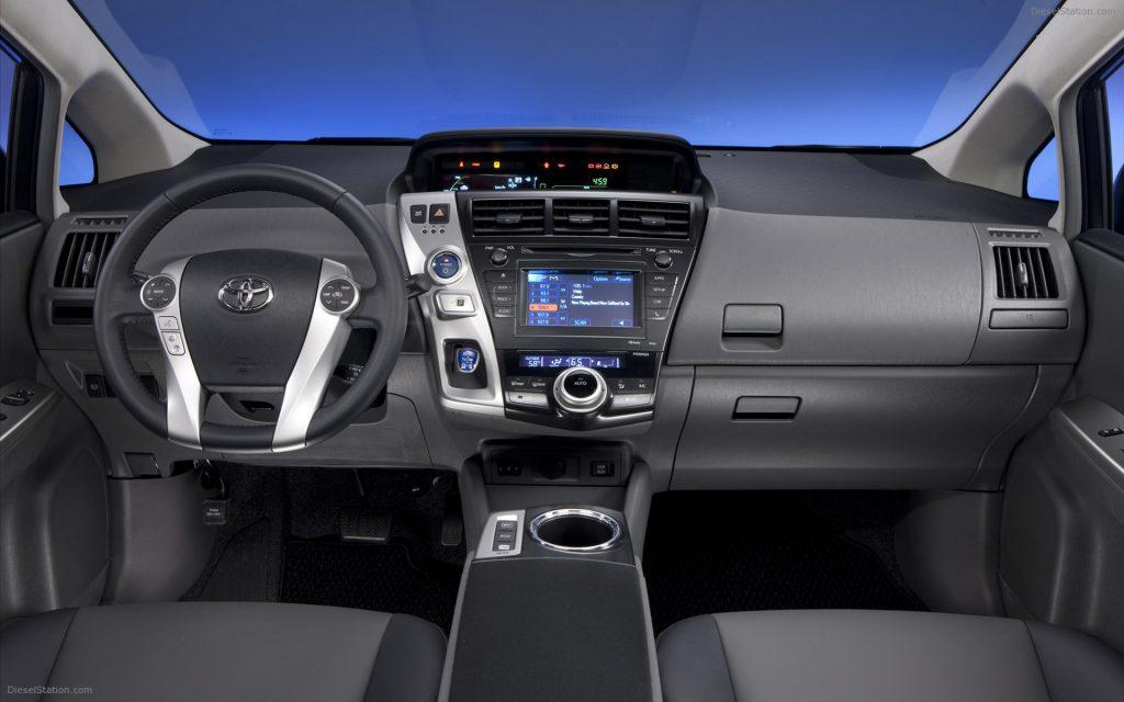 Detailed Toyota Prius 2011 review