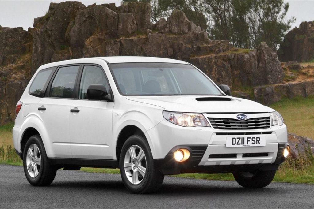 User Subaru Forester 2008 review