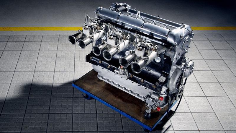 Jaguar Inline Six Cylinder Engine on Nissan Straight 6 Cylinder Engines