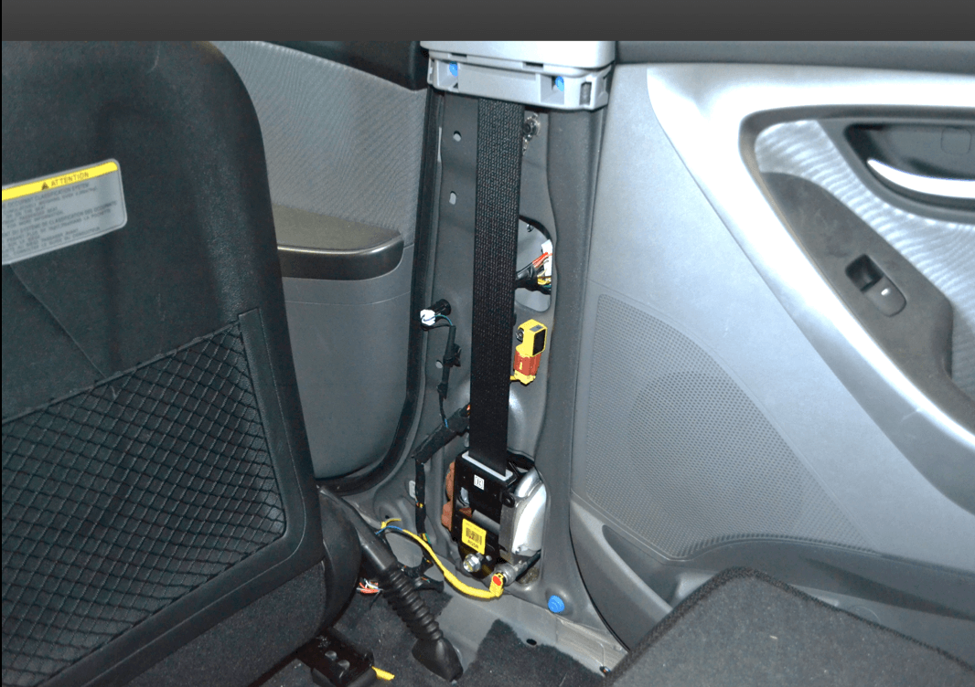 how Seatbelts work