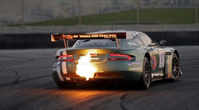 car backfire