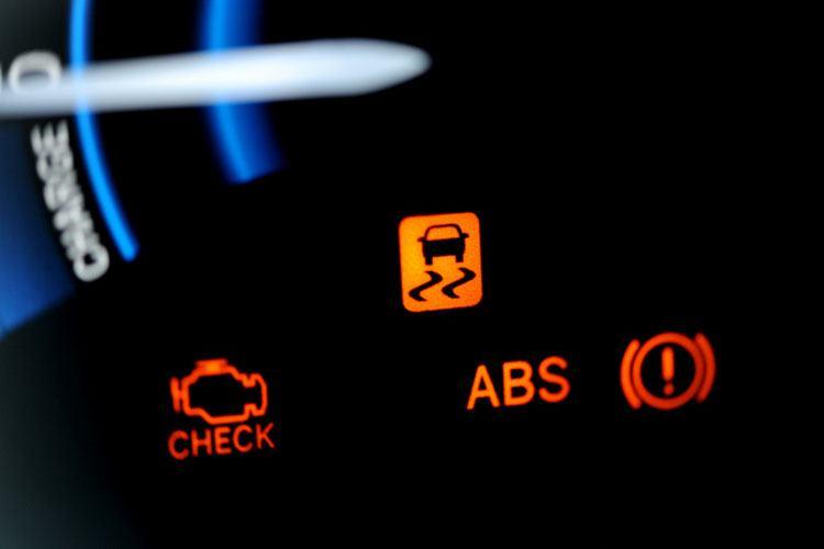 dashboard engine light