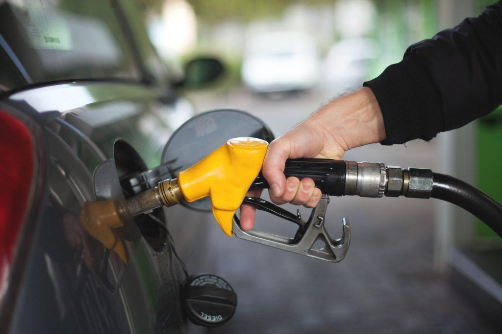 Using cell phone while pumping gas can cause fire