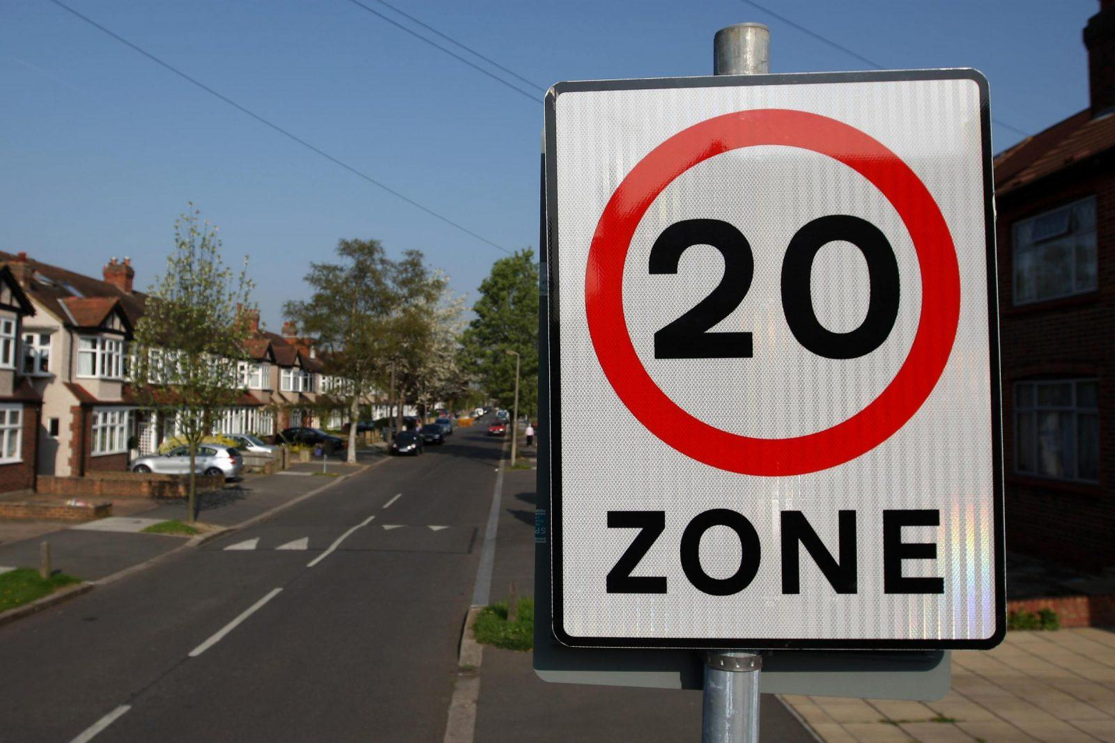 lowering speed limit