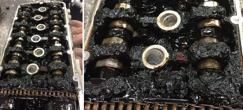 what happens if you don't change your oil
