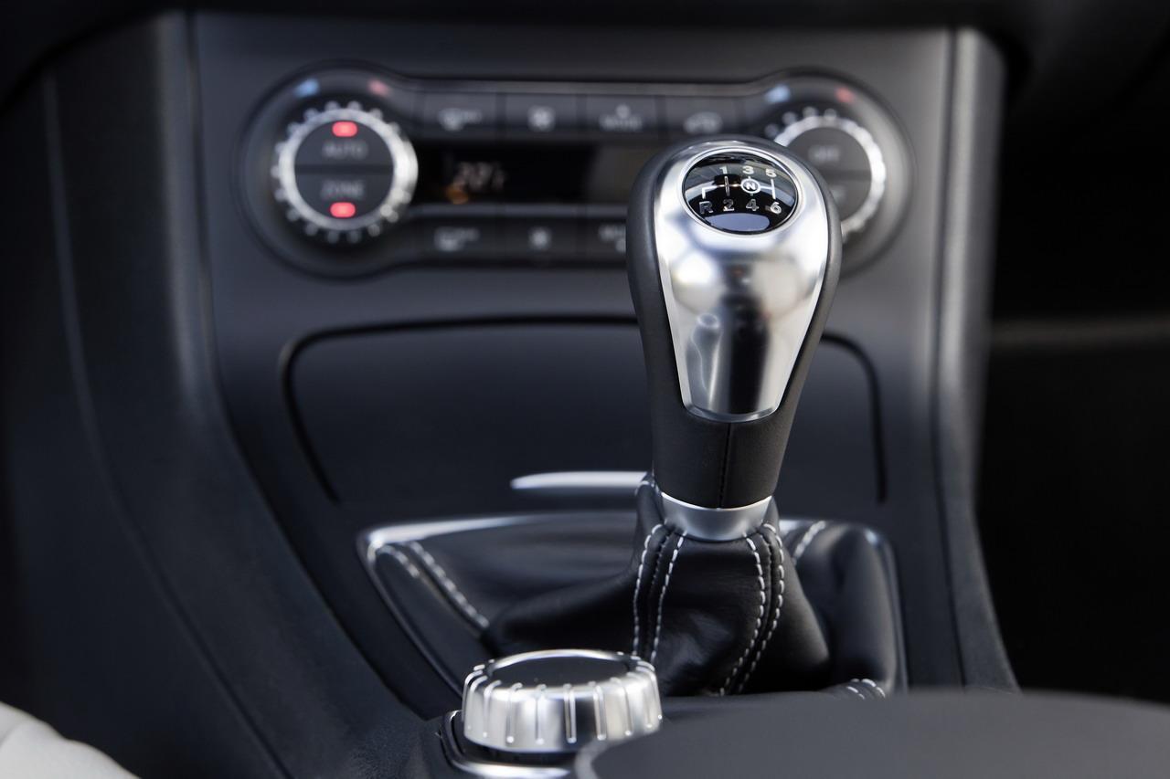 reverse gear at high speed