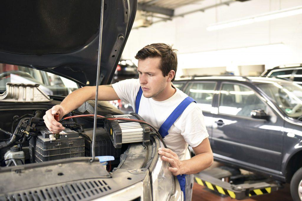 How to find exhaust leak