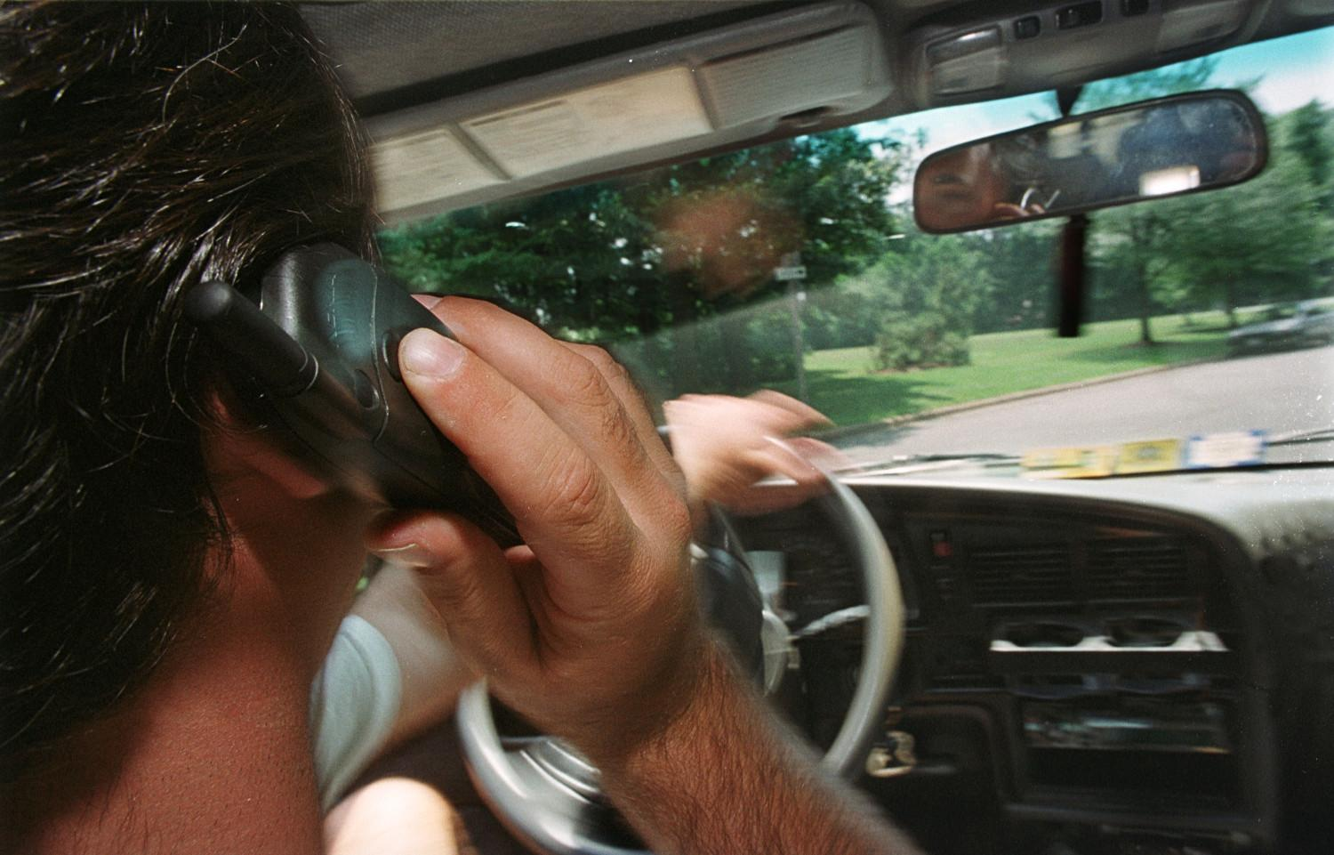 an analysis of distracting calls while driving Driving & talking on the phone is much more distracting than previously thought, even with a hands-free device  texting while driving is illegal in  i've always rationalized my driving phone .