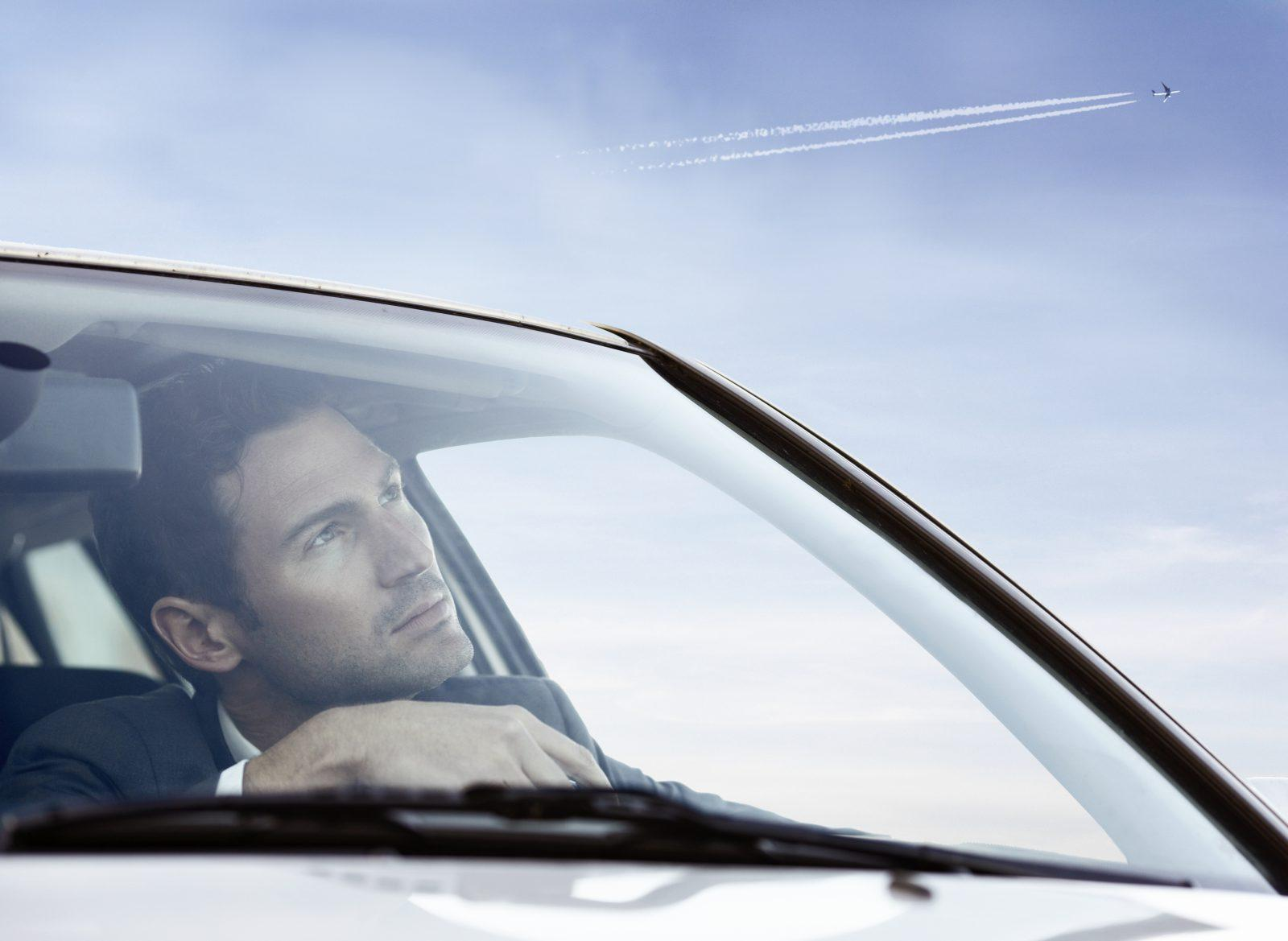 daydreaming driving