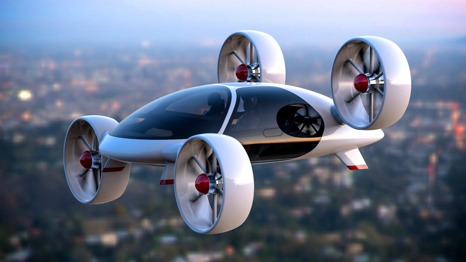 Why Don't We have Flying Cars? - CAR FROM JAPAN