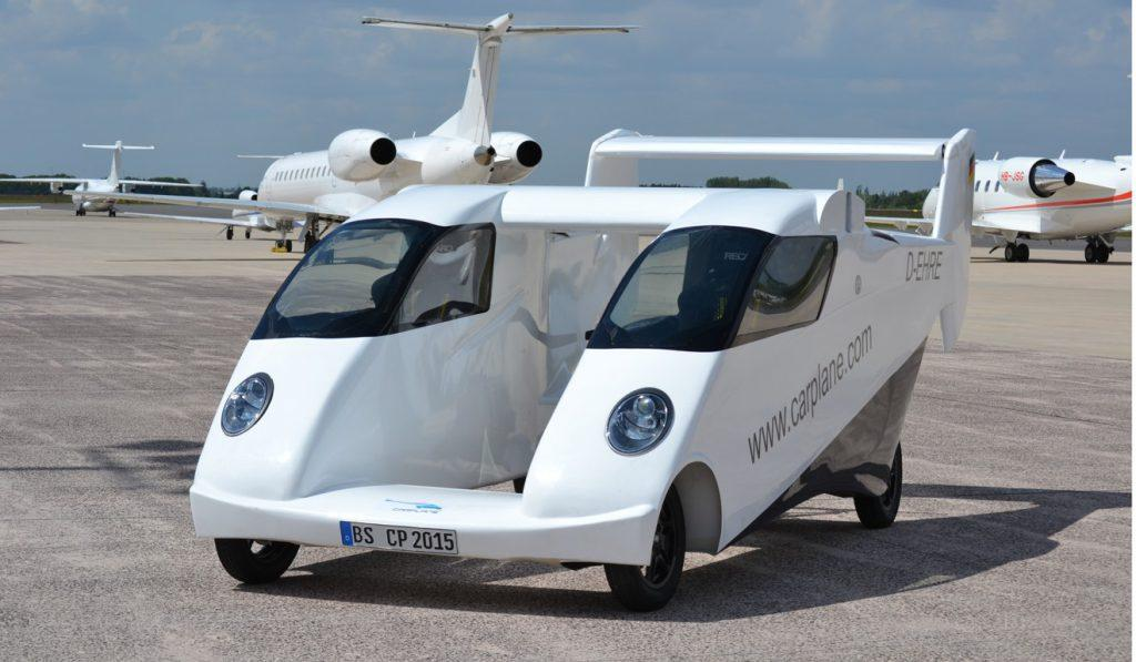 Expensive flying cars