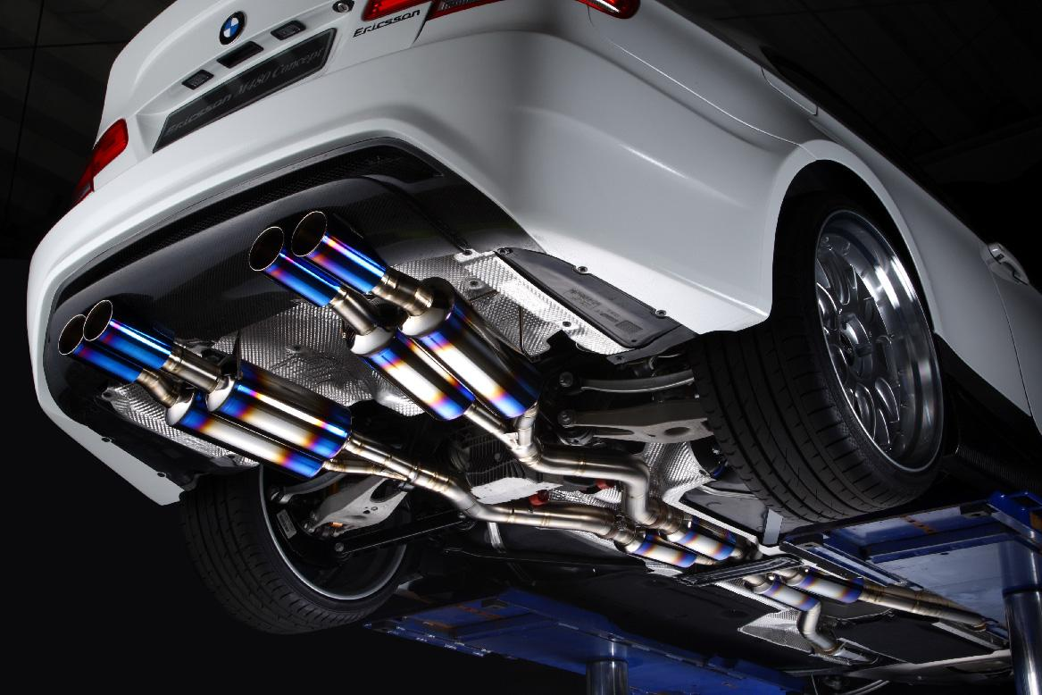 Exhaust System Car From Japan