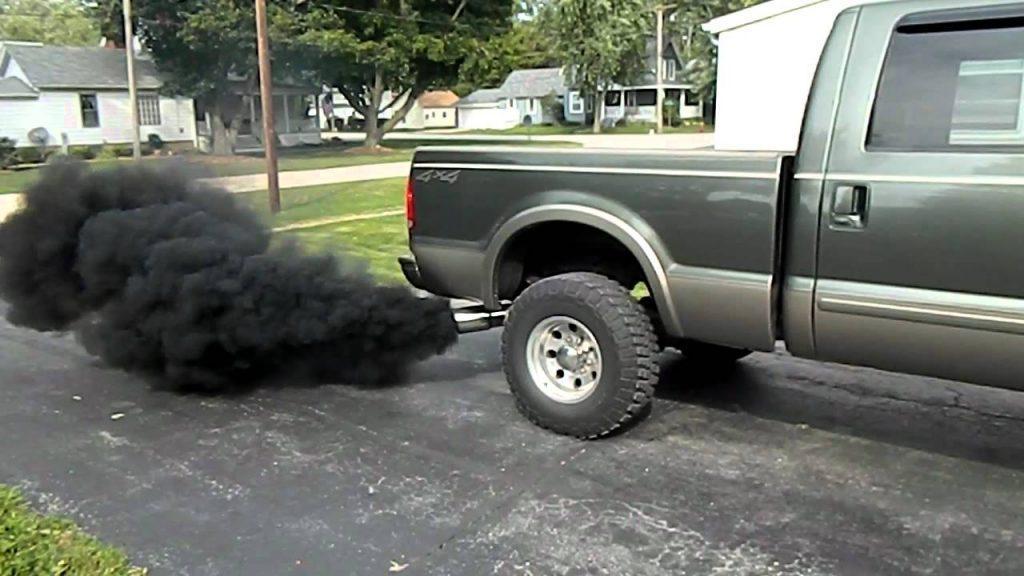 4 ways to fix black smoke from car