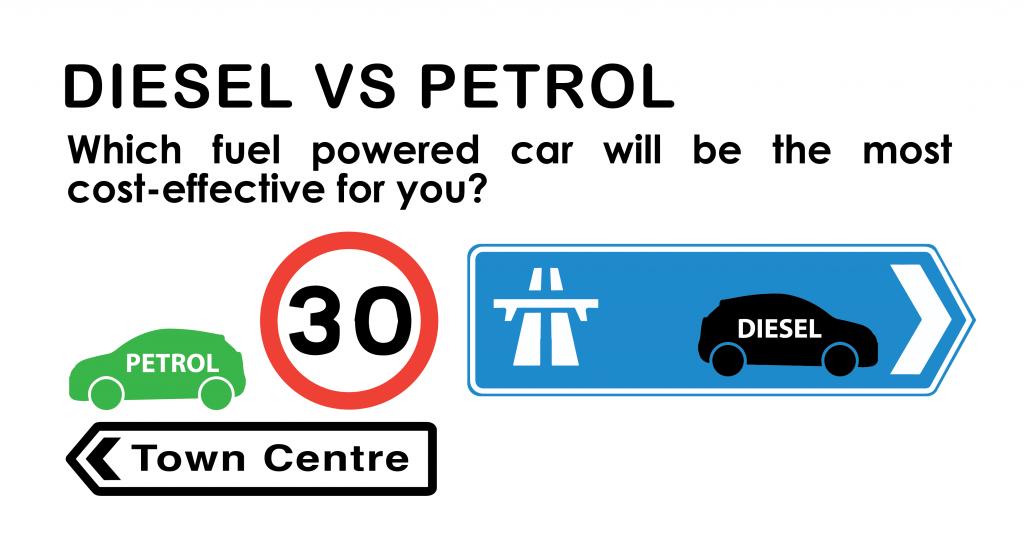 Al about petrol Vs diesel engine