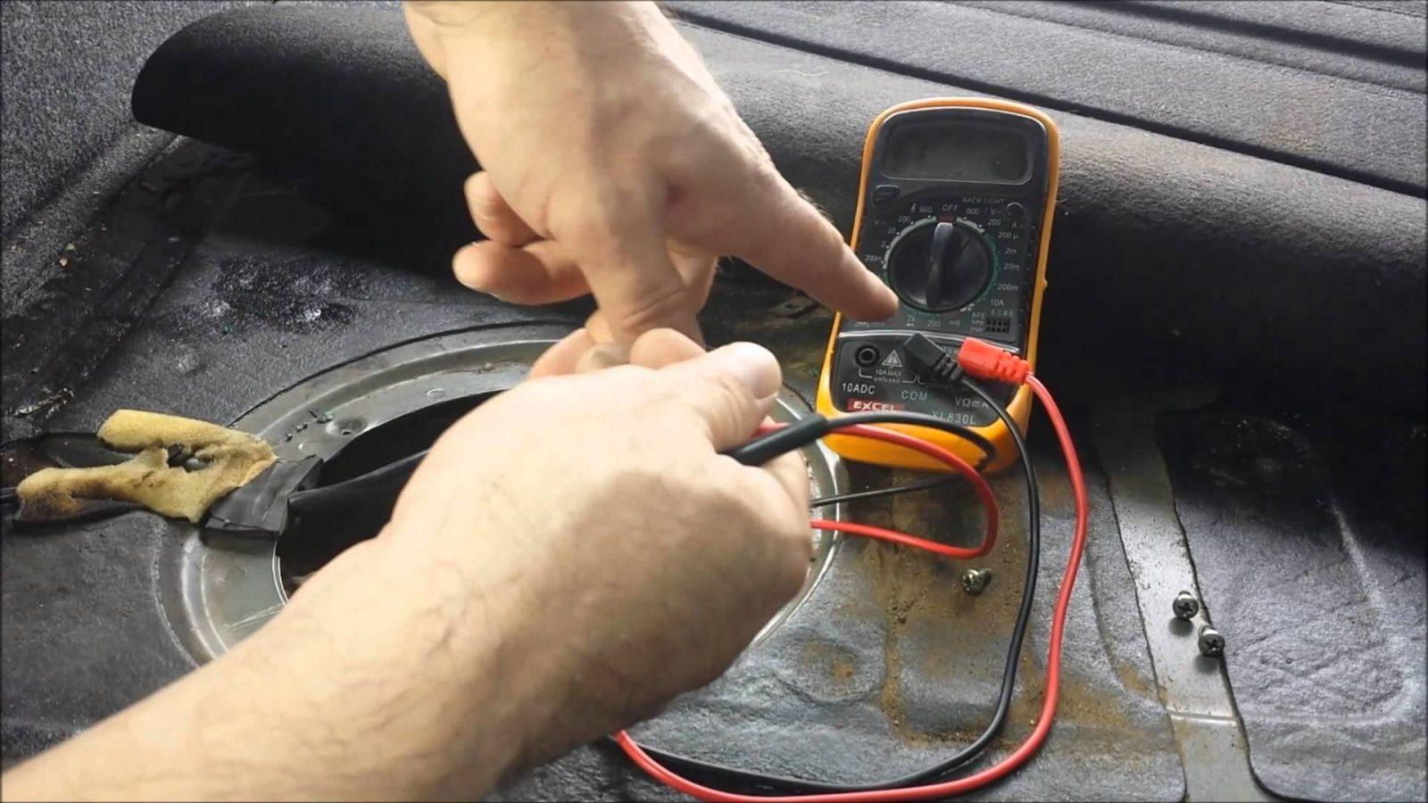 How To Check Fuel Pressure For Pump Testing Car From Japan Subaru Forester Filter Location