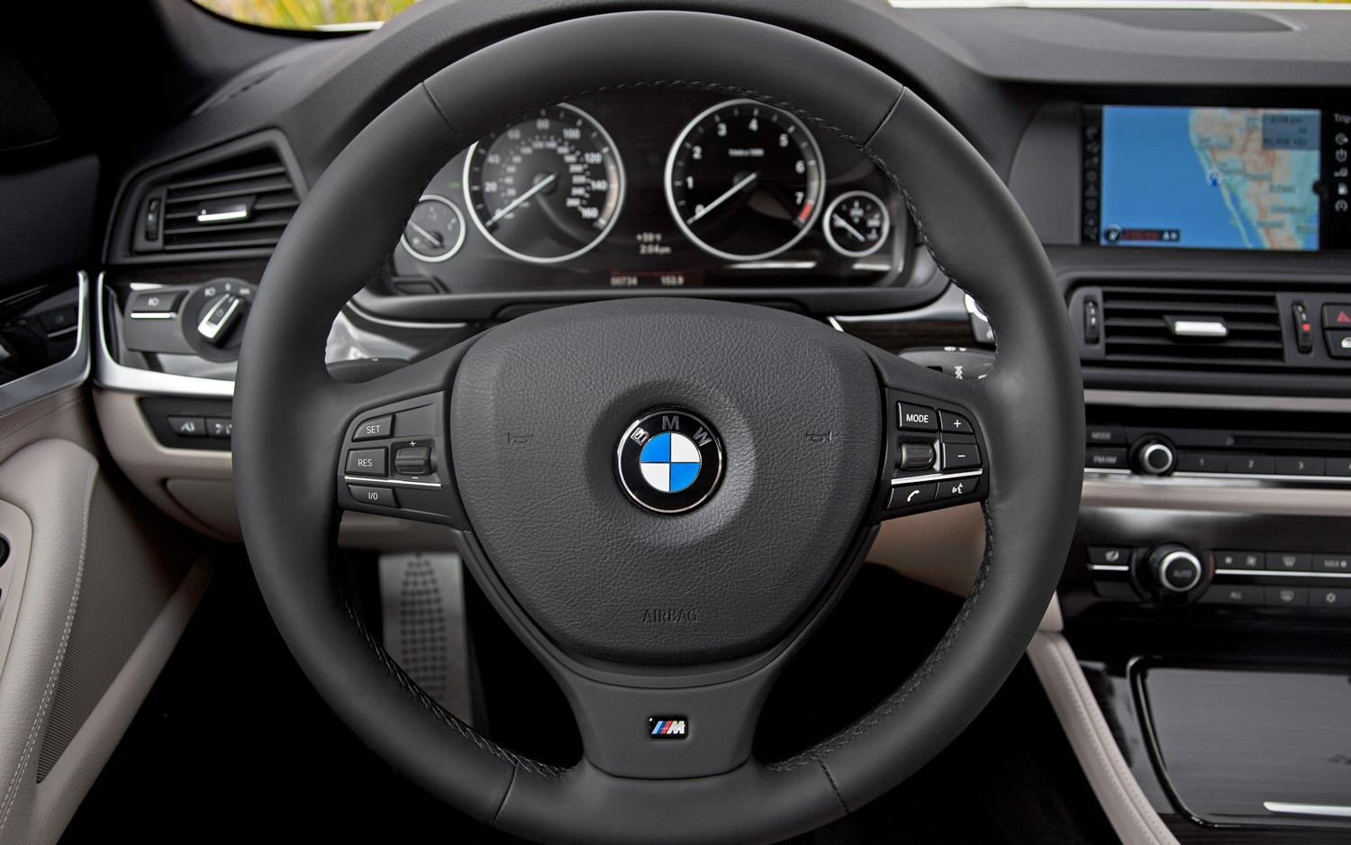 Steering wheel is one of the positions in car that shouldn't be decorated