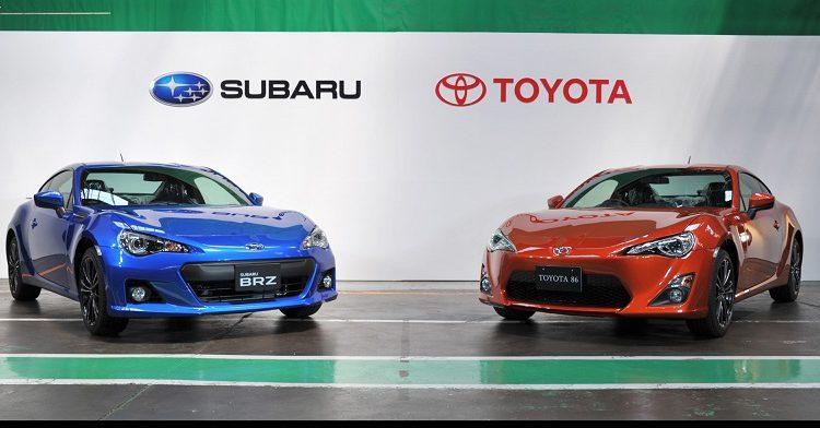 Perfect Toyota 86 Vs Subaru Brz