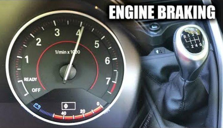 Engine Braking