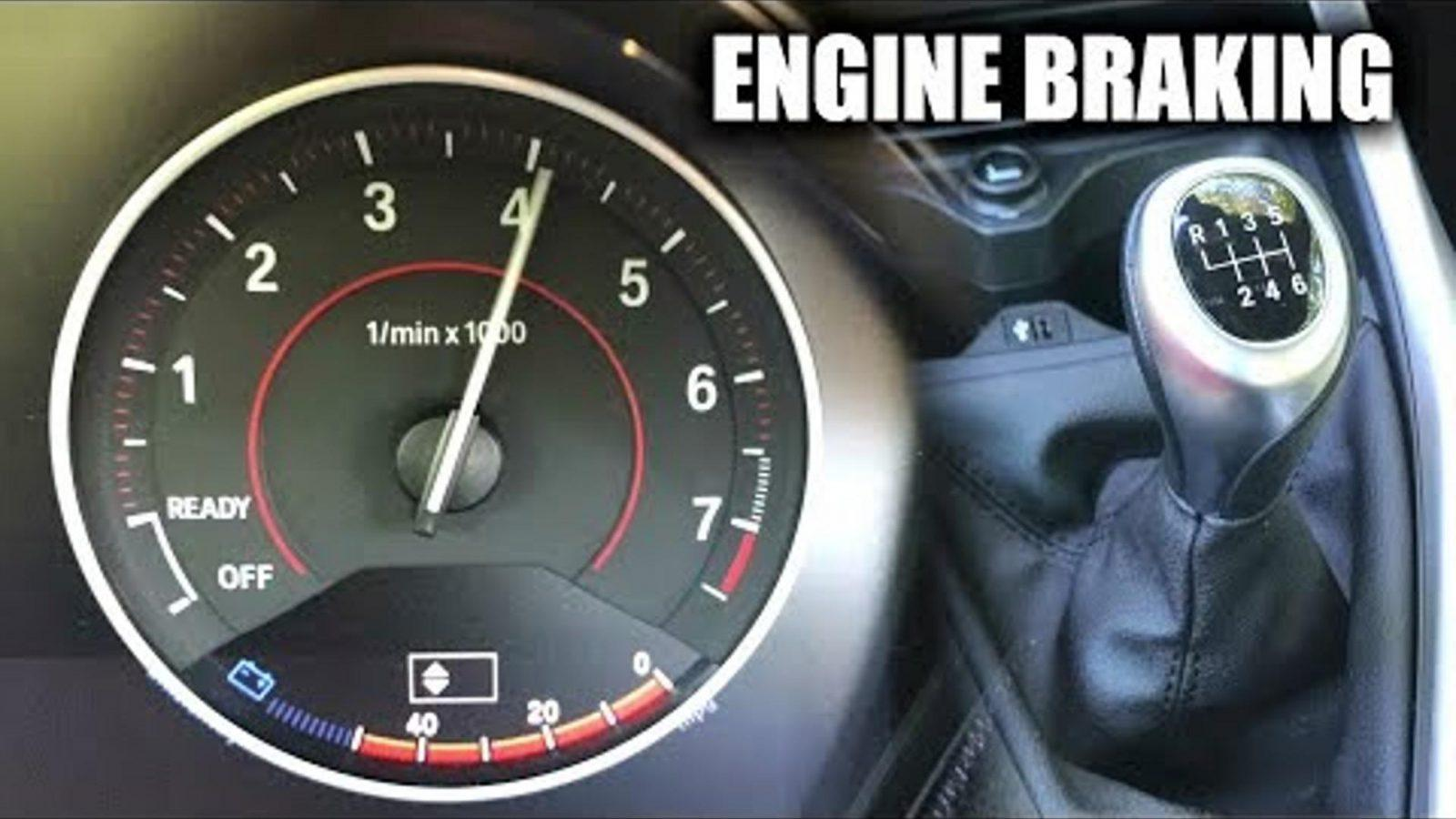 Engine Braking With A Manual Transmission Bad Or Good Car Brake System Diagram Passenger