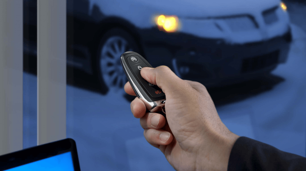 Industry knowledge of car key replacement