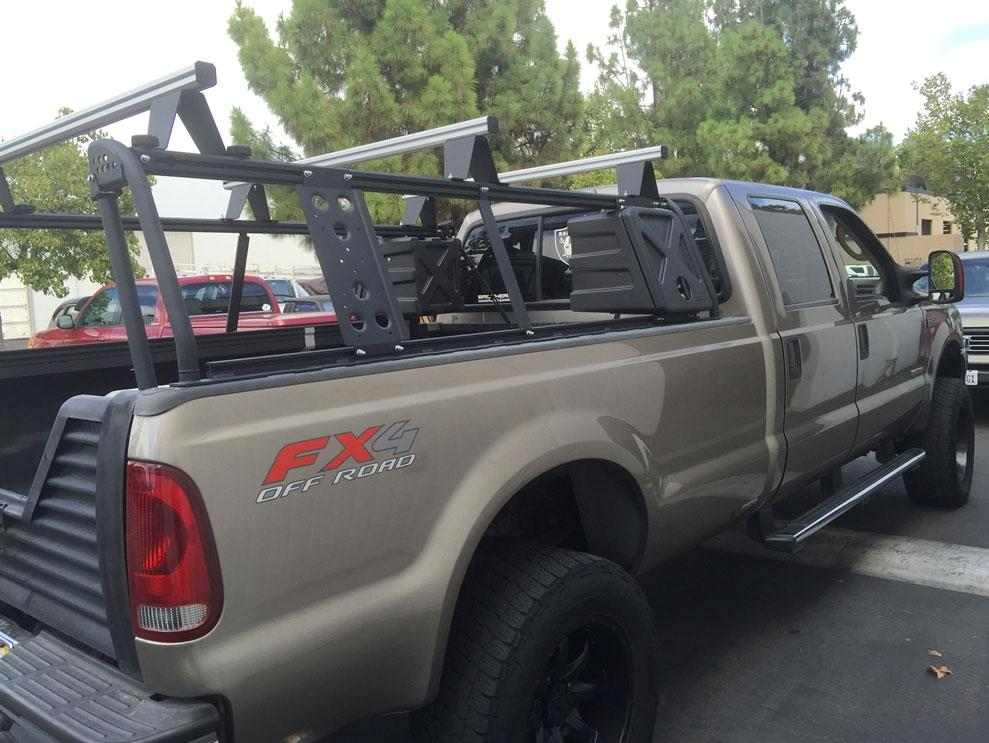carrying stuff in your pickup