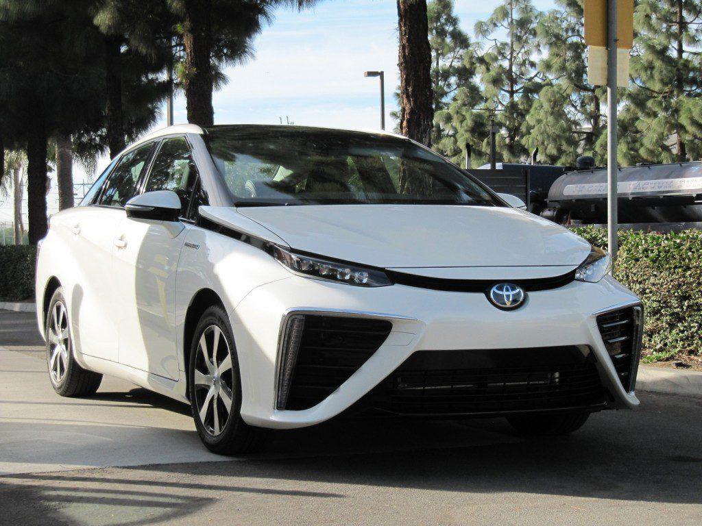 Honda and Toyota comparison