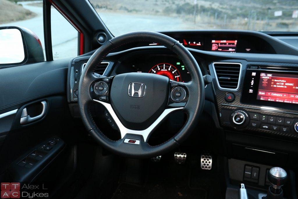 Choosing between Honda fit vs. civic