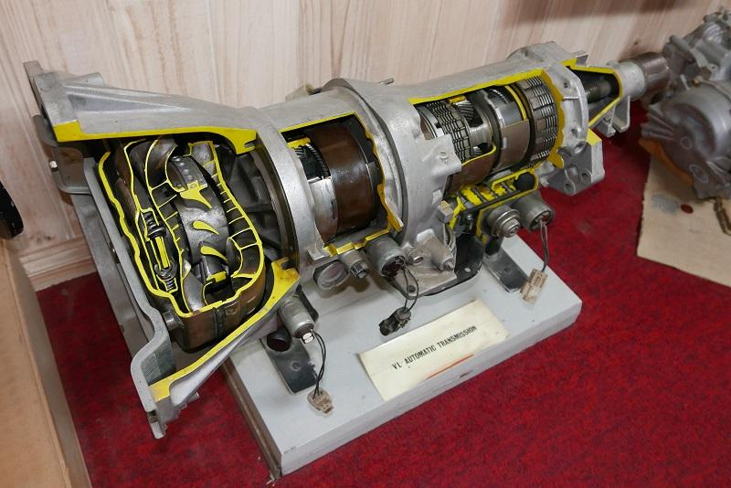 4 speed automatic transmission