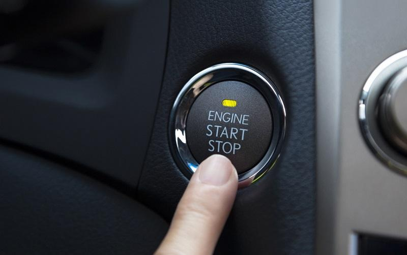 How to turn off a car