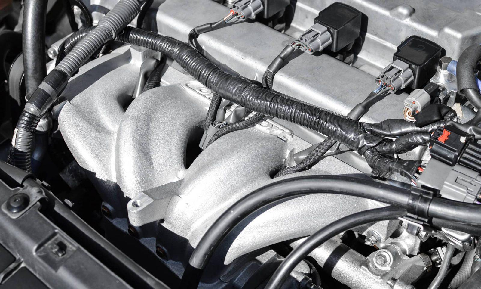 Find how to clean intake manifold