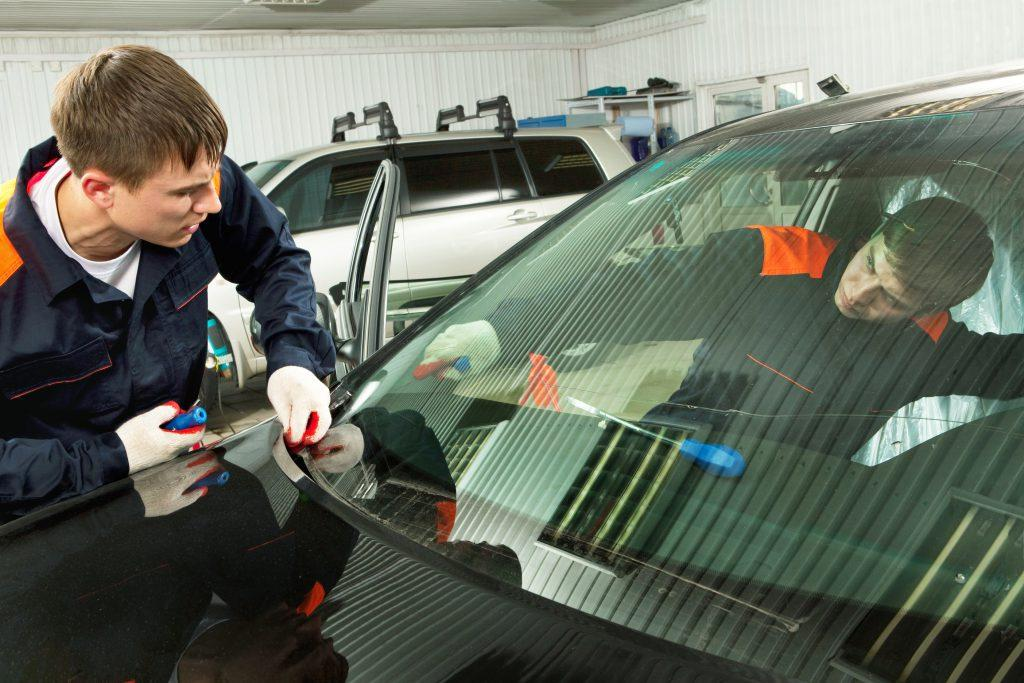 Look for how long to replace windshield