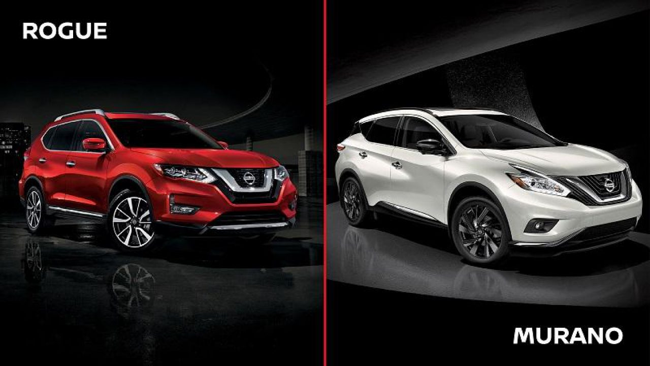 The Ultimate Comparison: Nissan Rogue vs Murano | CAR FROM JAPAN