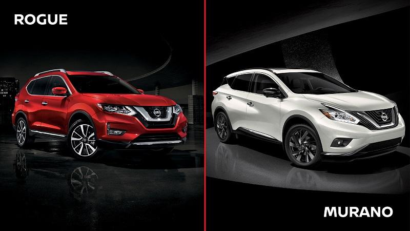 The Ultimate Comparison: Nissan Rogue vs Murano - CAR FROM JAPAN