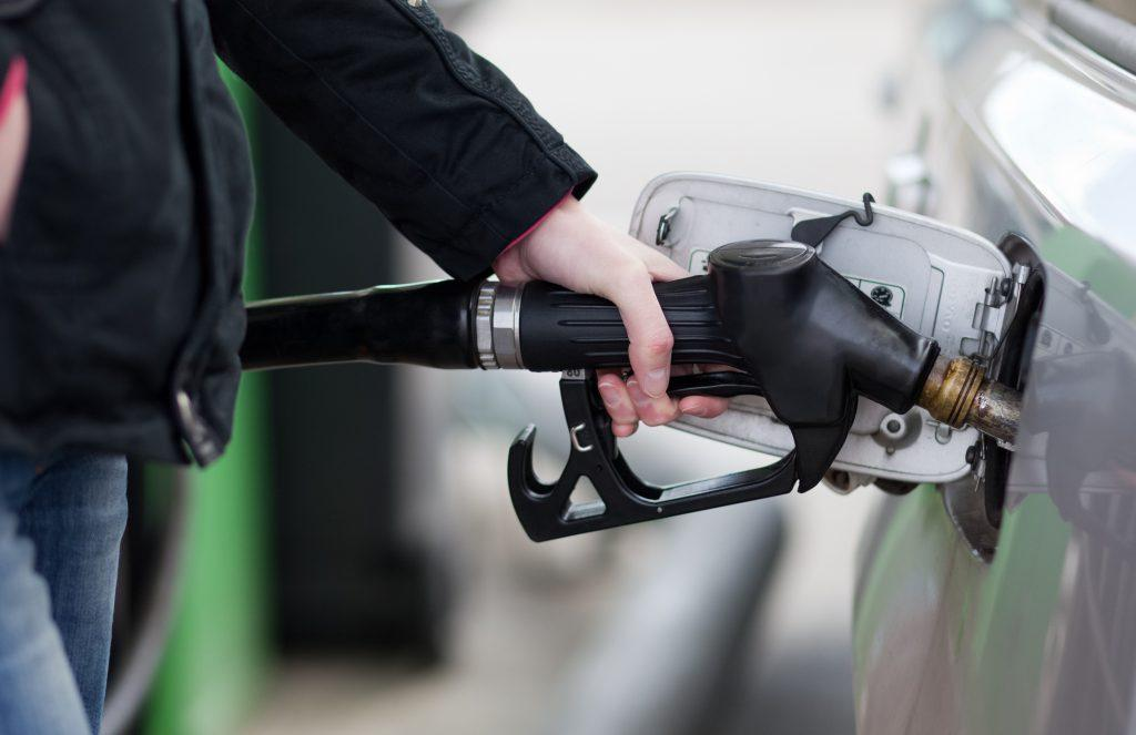 Causes for Pumping gas with car running
