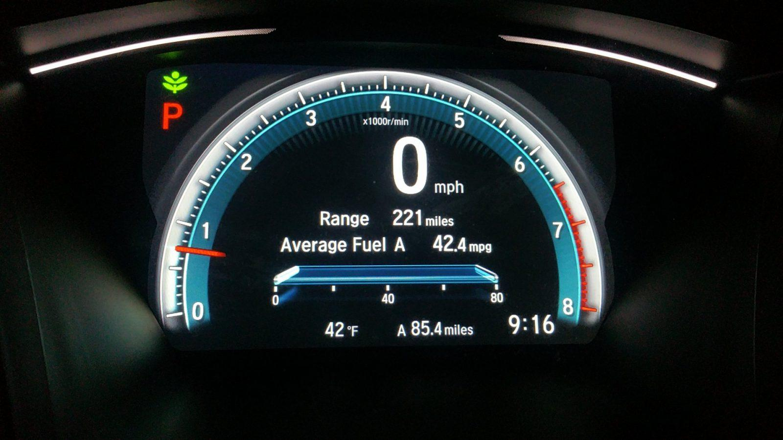 Know the affecting what is good gas mileage