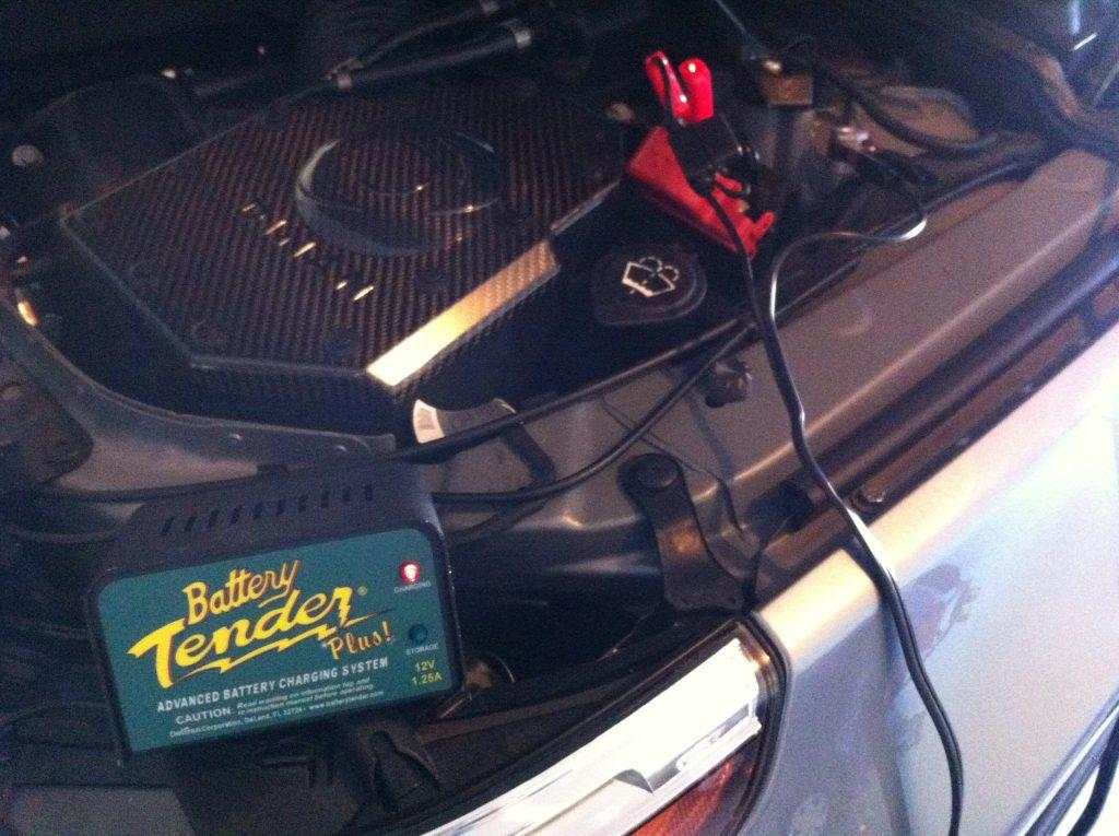 Know the points how to use a battery tender