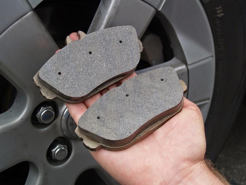 squeaking brakes