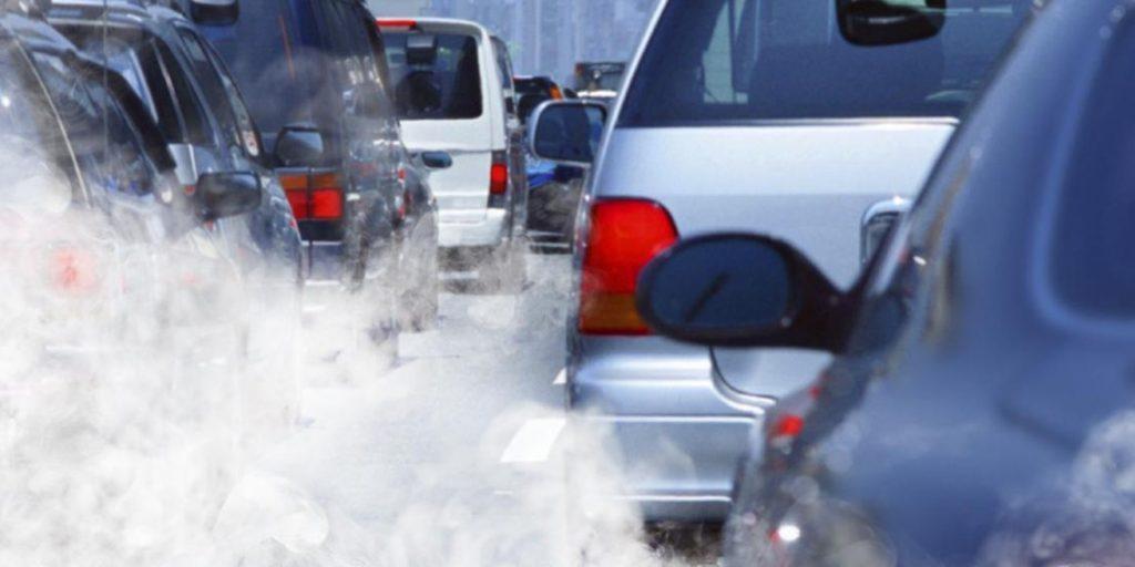 Comparison of diesel vs. gas pollution