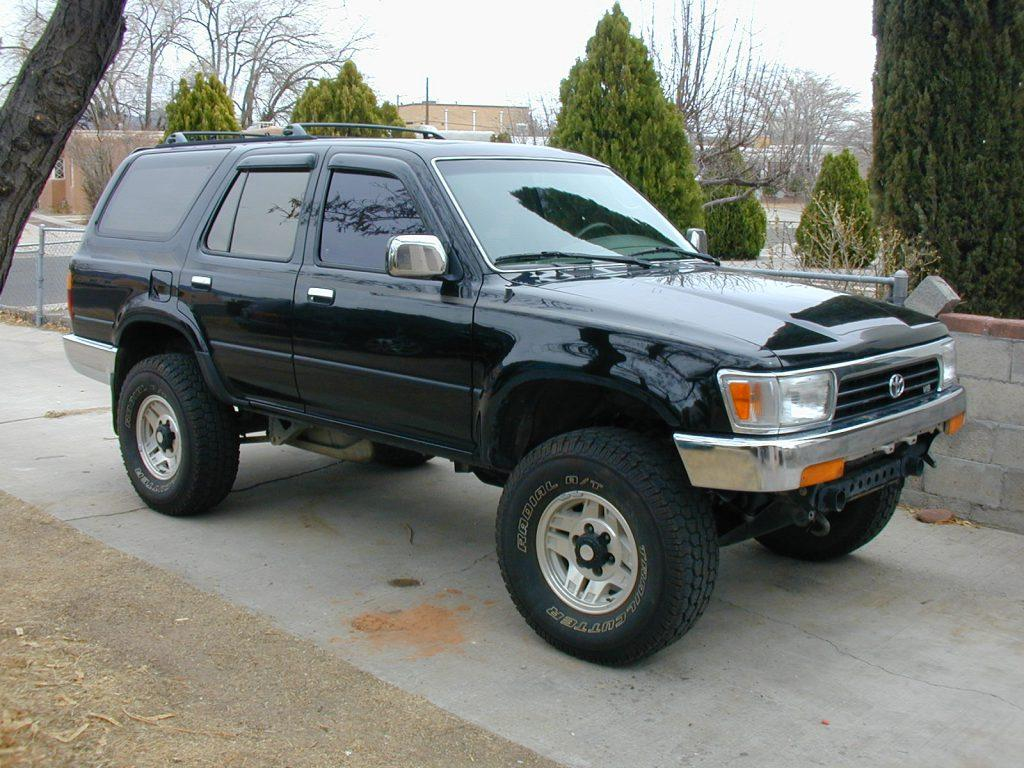 Approaches To Improve Your History of Toyota 4Runner