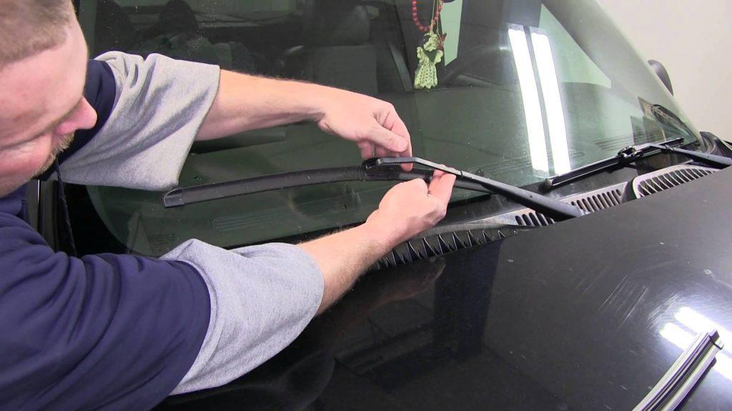 Ideas for How to replace windshield wiper blades